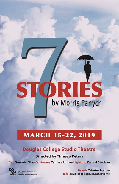 7 Stories Poster