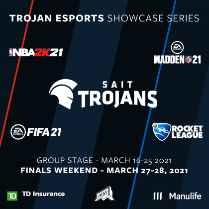 SAIT Trojans Esports Tournament